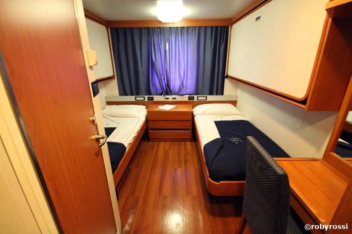 Cabina interna della zeus palace for Disegni base della cabina