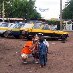 Prima tappa Bamako