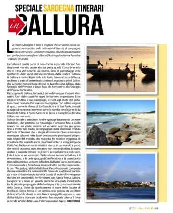 Italia in Tour - Gallura