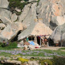 reportage Valle della Luna - grotta arcobaleno
