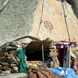 reportage Valle della Luna - grotta di terza valle