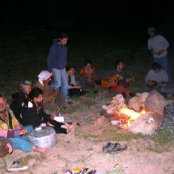 reportage Valle della Luna - festa per Luna