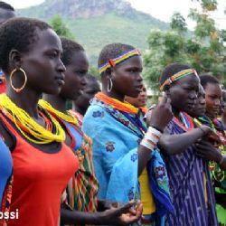 colori di Uganda