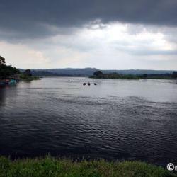 sorgente del Nilo a Jinja