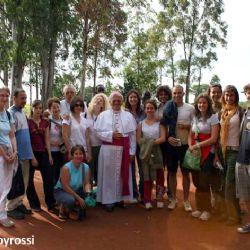 gruppo con Padre Franzelli