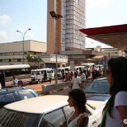 la città di Kampala