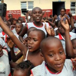 scuola a Kampala