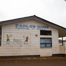 Paolo house - slum di Kibera - reportage Kenya