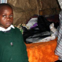 Bill e Theresa allo slum di Kibera - reportage Kenya