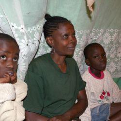 Lane Anwore allo slum di Kibera - reportage Kenya