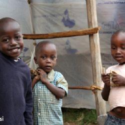 slum di Korogocho - reportage Kenya