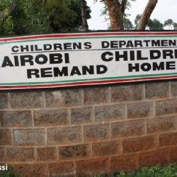 Children Departments Nairobi - reportage Kenya