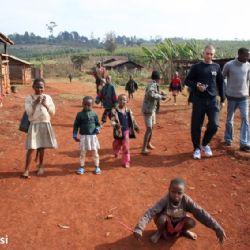 slum di Nyeri - reportage Kenya