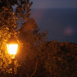 viaggio in Corsica - notte a Calvi - reportage Roby Rossi