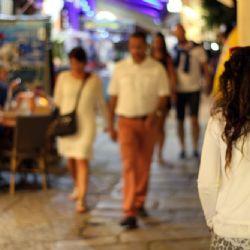 viaggio in Corsica - passeggiata di Calvi - reportage Roby Rossi