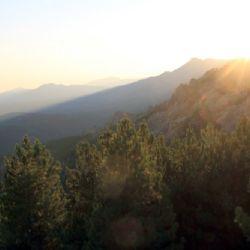 viaggio in Corsica - immagini dall'entroterra corso - reportage Roby Rossi