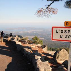 viaggio in Corsica - transito a U Spidali - reportage Roby Rossi