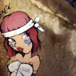 viaggio in Corsica - Corsica murales - reportage Roby Rossi