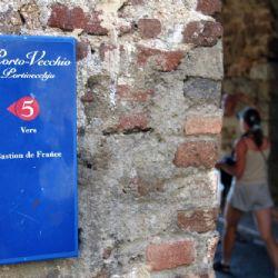viaggio in Corsica - centro storico di Porto Vecchio - reportage Roby Rossi