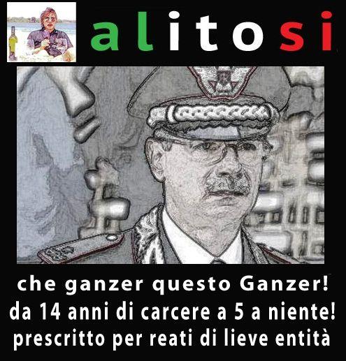 Alitosi per Giampaolo Ganzer