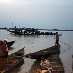 porto di Mbali a Moptì