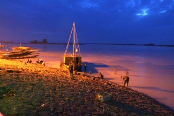 Moptì: l'industria del turismo maliano