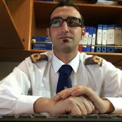 Claudio Ferrara - commissario di bordo