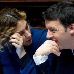 Madia e Renzi - acqua bene privato
