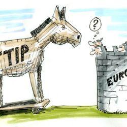TTIP - un pericolo per l'intera umanità