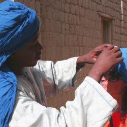 tuareg e turbante