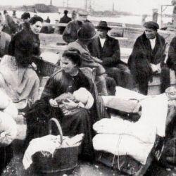 immigrazione italiana di Roby Rossi