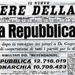 giovedì 2 giugno 2016 Festa della Repubblica