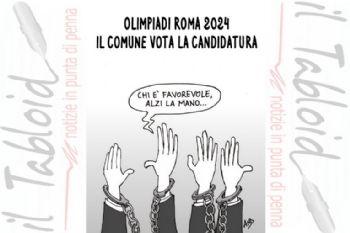 """Perché dire """"no"""" alle Olimpiadi a Roma nel 2024?"""