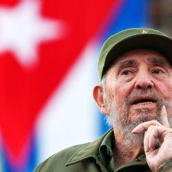 """Fidel Castro: anima della """"Revoluciòn cubana"""""""