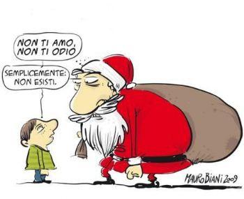 Auguri di Natale... ma non torno!!!