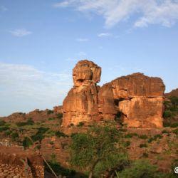 Bandiagara: capoluogo dei Pays Dogon