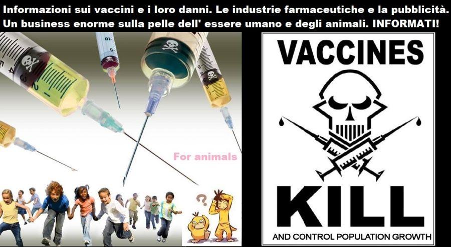 No al vaccino: perchè