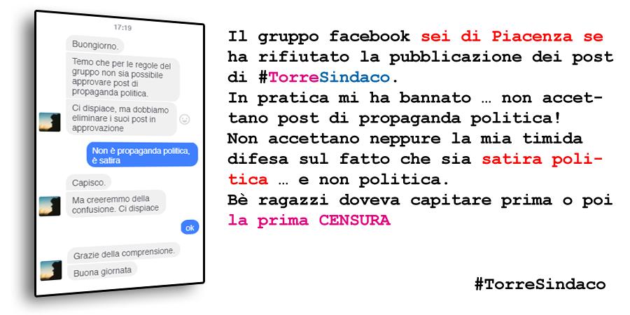 """Sei di Piacenza se…"" e Stefano Torre Sindaco"