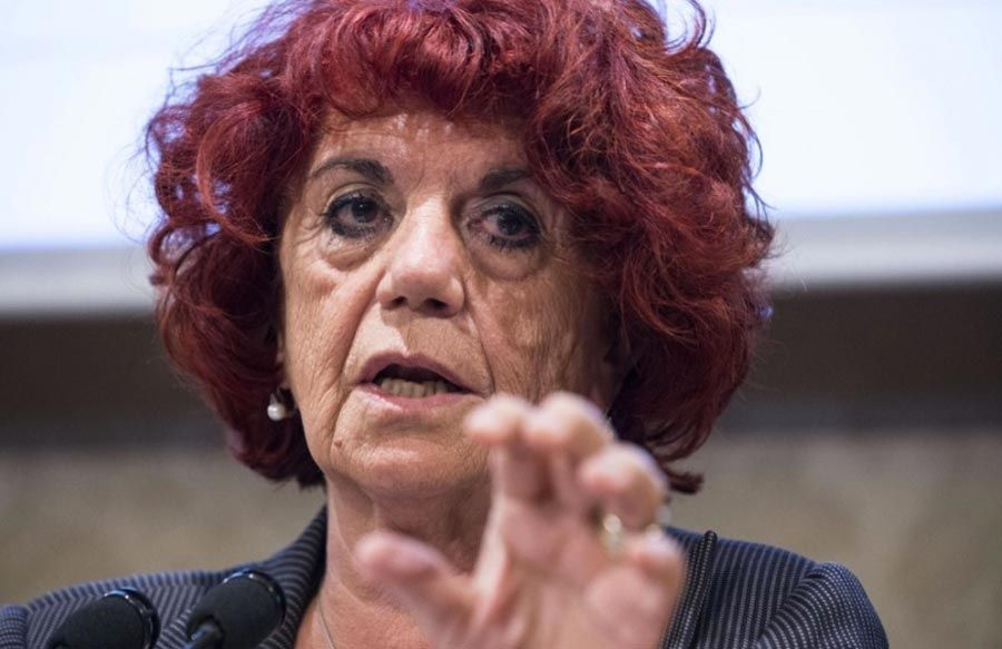 Valeria Fedeli Roby Rossi
