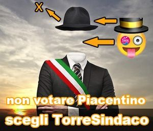 a Piacenza scegli TorreSindaco
