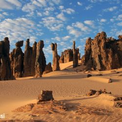 Sahara - scorcio del deserto