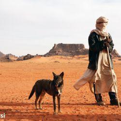 Mauri con cane