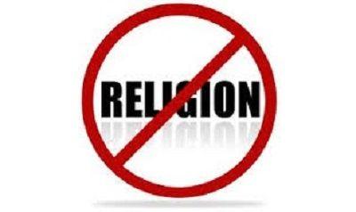 no religions