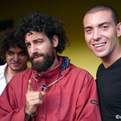 Paolo, Cristiano e Nicolò