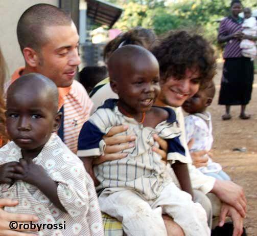 Nicolo e Paolo all'orfanotrofio