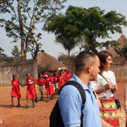 visita a Kampala