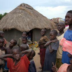 campo profughi a Gulu