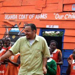 Ever alla Quasimodo Primary school a Kampala