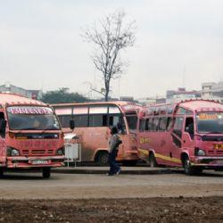 bus a Nairobi