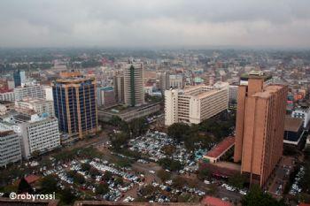 Nairobi – la città dei più